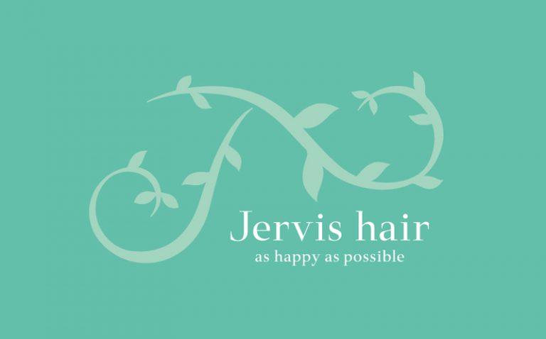Jervis hair ロゴマーク